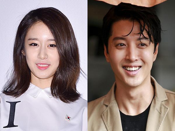 Terlibat Cinta Lokasi, Jiyeon T-Ara dan Aktor Lee Dong Gun Resmi Berpacaran!