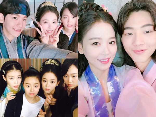 Belum Tayang, Aktris Pendukung di Drama 'Scarlet Heart' Ini Sudah Curi Perhatian