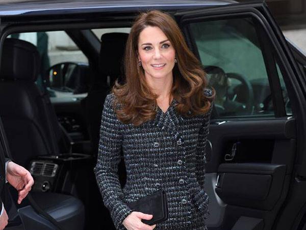 Kate Middleton Dituding Suntik Botox, Ini Kata Kerajaan Inggris