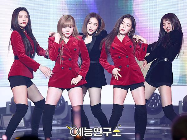 Kemenangan Red Velvet di Program Musik 'Inkigayo' Diragukan Netizen, Alasannya?