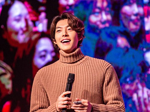 Intip Keseruan Fan Meeting Kim Woo Bin yang Juga Dimeriahkan Oleh Lee Kwang Soo cs!