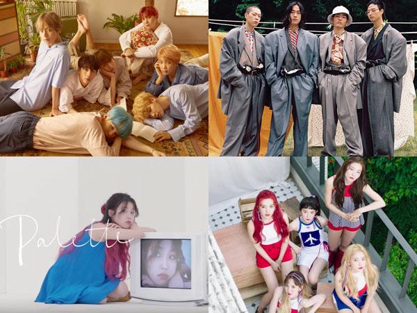 Pilihan Pakar Musik, Inilah Daftar Pemenang '15th Korean Music Awards'!