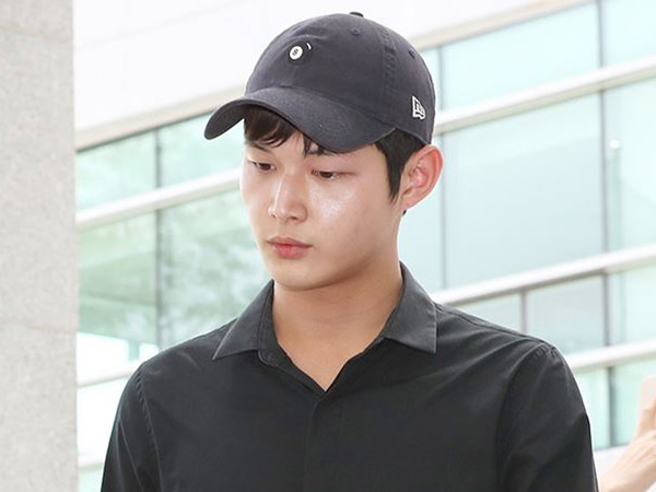 Lee Seo Won Sampaikan Permintaan Maaf Usai Jalani Pemeriksaan di Kantor Kejaksaan