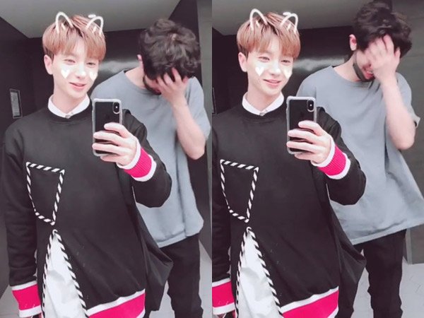 Momen 'Video Bukan Foto' Leeteuk SJ dan Chanyeol EXO, Kocak nan Gemas!
