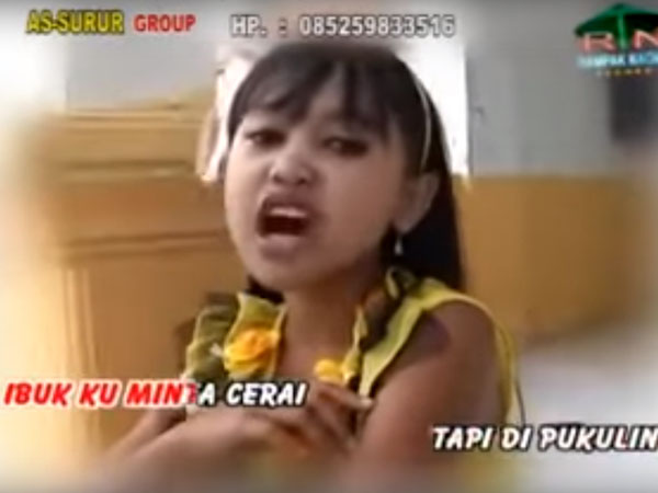 Pemerintah Ambil Tindakan Terkait Video Heboh Anak Kecil Nyanyikan Lagu 'Lelaki Kardus' di YouTube