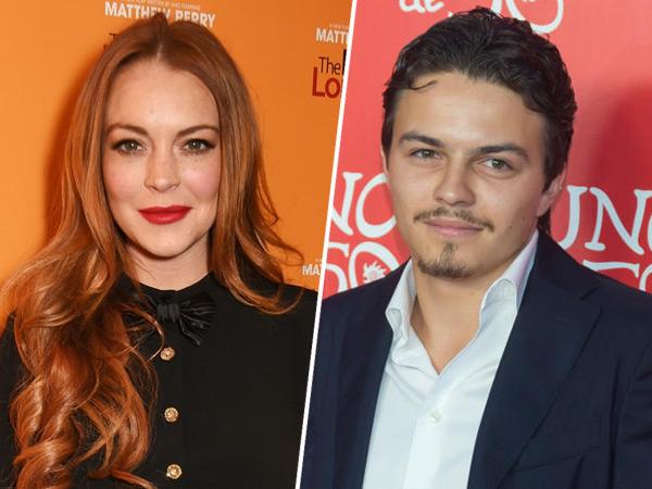 Dibiayai Lindsay Lohan selama Pacaran, Ini Bantahan Keras Egor Tarabasov