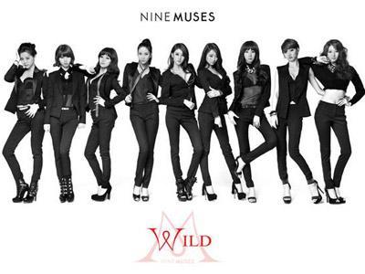 Girlband Nine Muses Sering Dibully Oleh Bos Agensinya Sendiri?