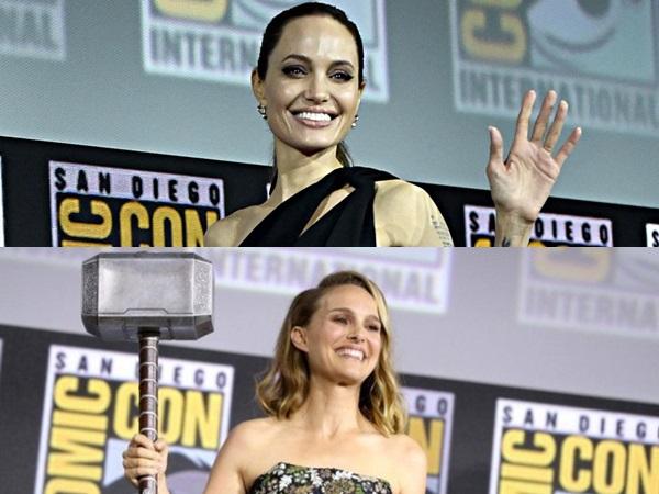 Angelina Jolie Gabung 'Eternals' hingga Natalie Portman Jadi 'Thor' Versi Wanita, Ini Kejutan dari Marvel
