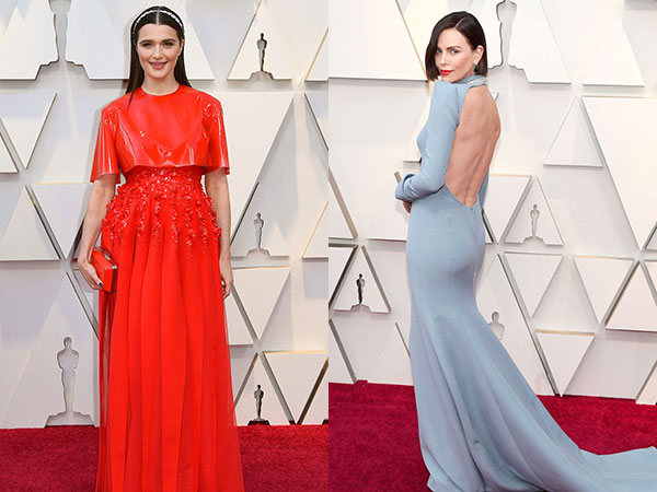 Inilah Selebriti Hollywood Berbusana Terbaik di Red Carpet #Oscars 2019 (Part 2)
