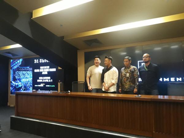 Bocoran Keseruan dan Hal-Hal yang Harus Diperhatikan di Konser Ed Sheeran Jakarta