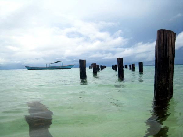 10 Tahun Lebih Tenggelam Akibat Tsunami, Pulau di Aceh Muncul Kembali