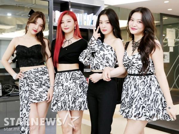Red Velvet Bahas Kesibukkan Solo Hingga Sub Unit Selama Paruh Pertama 2020