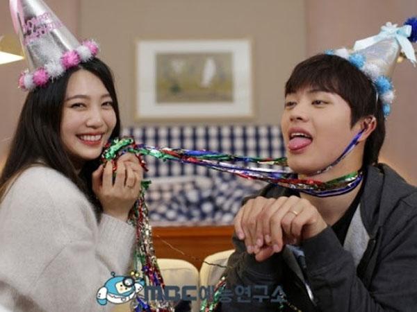 Sungjae BTOB Kembali Berikan Kejutan Manis untuk Joy Red Velvet di 'We Got Married'!