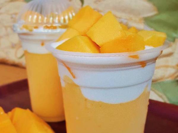 Coba Bikin Jus Mangga A la Thailand yang Kekinian Ini, Yuk!