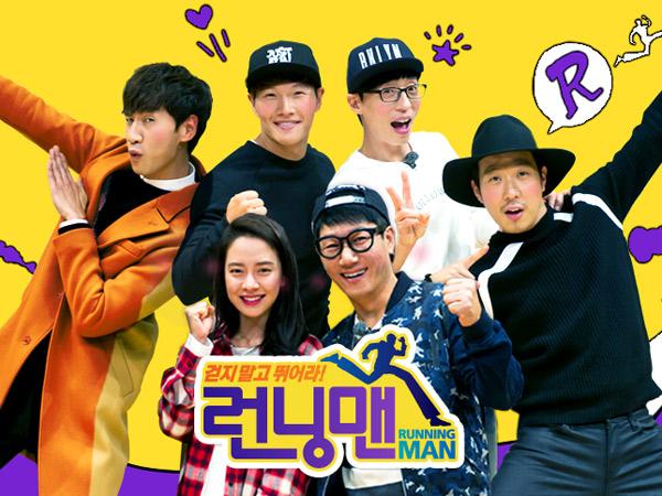 Batal Bubar, SBS Umumkan Acara 'Running Man' Siap Dilanjutkan!