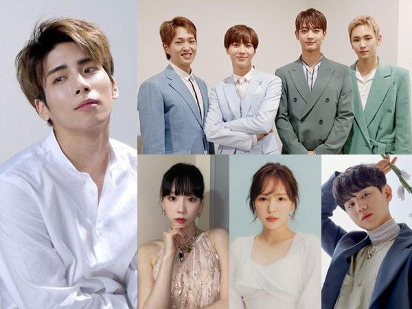 SHINee, Taeyeon, Yoseob Highlight, dan Lainnya Akan Tampil di Festival Yayasan Mendiang Jonghyun