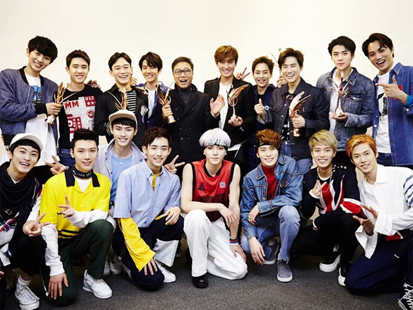 SM Entertainment Beri Peringatan, Lebih dari 1 Juta Postingan di Forum Online 'Hilang'!