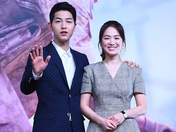 Tanggapan Agensi Soal Isu Kehadiran Song Hye Kyo di VIP Premiere Film Baru Song Joong Ki