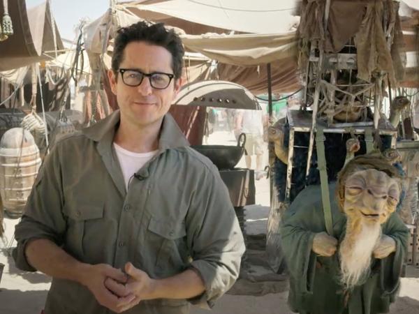 Sutradara JJ. Abrams Janjikan 'Star Wars' Akan Lebih 'Ramah' Perempuan!