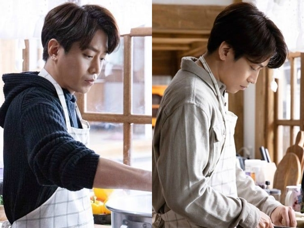 Eric Shinhwa Tampil Menawan di Teaser Foto drama 'Yoo Byul Na! Chef Moon'