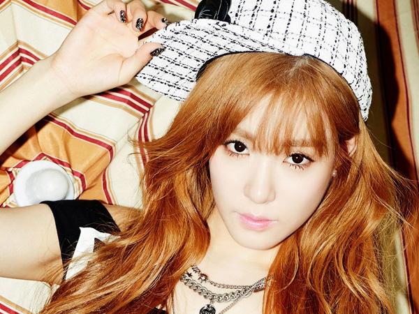 Tak Disetujui Oleh Keluarga, Tiffany SNSD Nekat 'Kabur' ke Korea Demi Jadi Penyanyi?