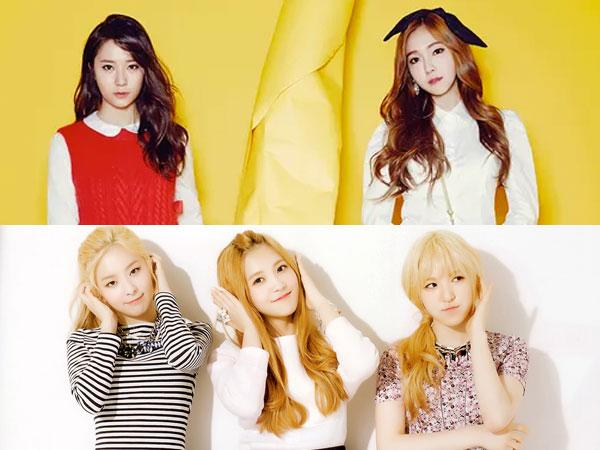 Contek Inspirasi Gaya Fashion Para Idola K-Pop untuk Valentine's Day Yuk!
