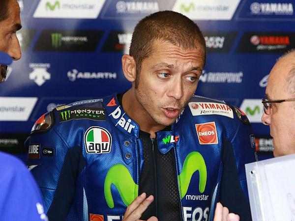Jadi Pebalap Tercepat, Valentino Rossi: Aku Sangat Senang!