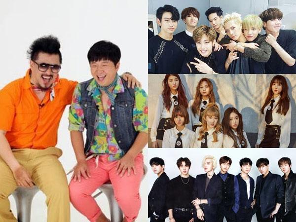 Tambah Sulit, 3 Grup Ini Justru Sukses Sempurna Lakukan 'Dance Speed 2x' di 'Weekly Idol'!