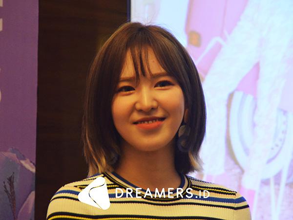 Kondisi Terkini Wendy Red Velvet yang Sudah Pulang ke Rumah