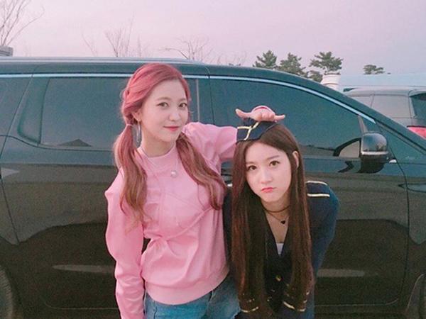 Yeri Red Velvet dan Kim Sae Ron Bikin Heboh Diam-diam Liburan di Bali
