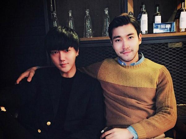 Yesung Super Junior Ungkap Dukungan Unik Siwon Untuk Debut Solonya