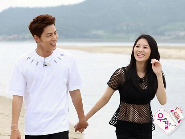 Hong Jong Hyun Berlaku Dingin Pada Yura Girl's Day Saat di Bandara Bali?