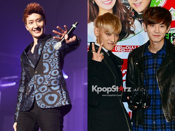 Chanyeol dan Tao EXO akan Ngerap di Dua Versi Lagu Debut Solo Zhoumi