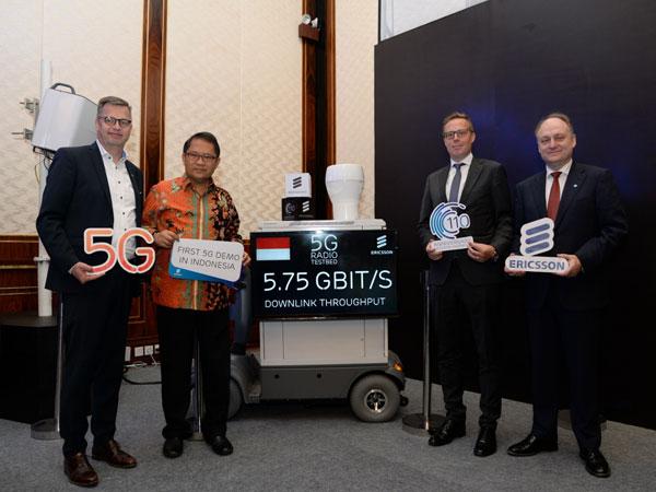 Jaringan 5G Siap Digunakan Pada Asian Games 2018, Untuk Apa?