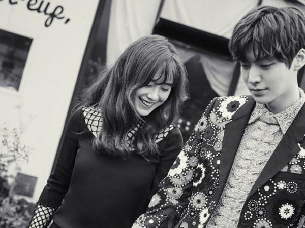 Jelang Menikah, Intip Romantisnya Pemotretan Ahn Jae Hyun dan Goo Hye Sun di Pulau Jeju