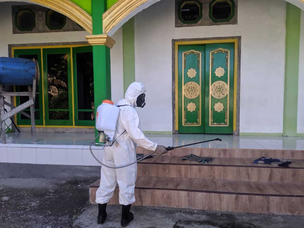 Masih Ada 16 Daerah di Indonesia yang 'Bersih' dari Covid-19