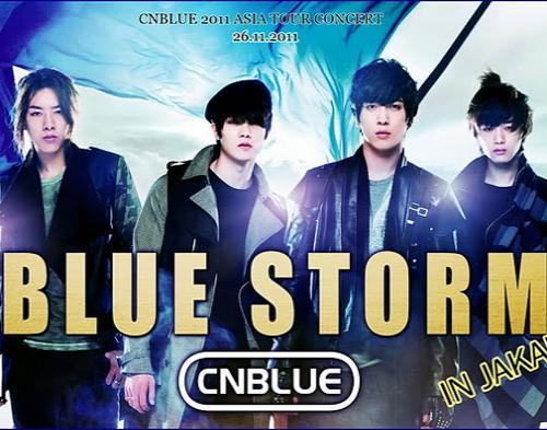 Agensi: Konser CN Blue di Jakarta Batal