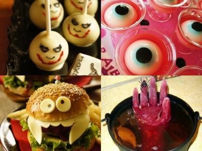 Yuk Intip Ide Buat Beragam Sajian Horor Untuk Pesta Halloween!