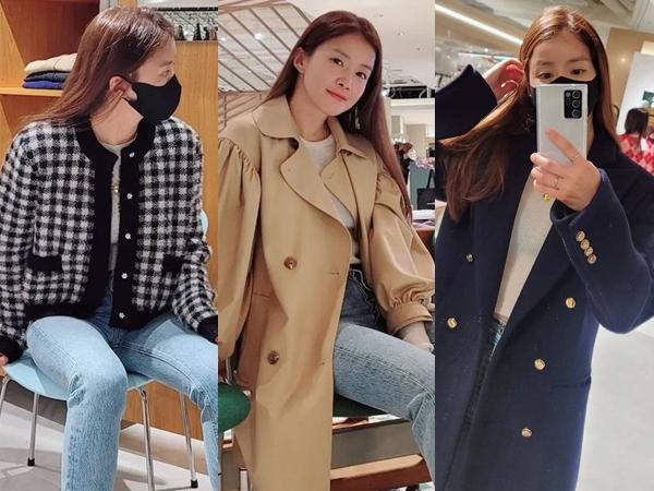 Intip 5 Gaya OOTD Lee Si Young dengan Satu Jeans