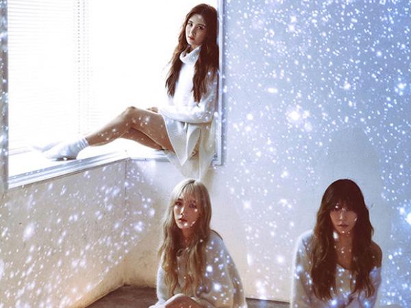 TaeTiSeo Dikelilingi Lampu Natal di Teaser Comeback Musim Dinginnya