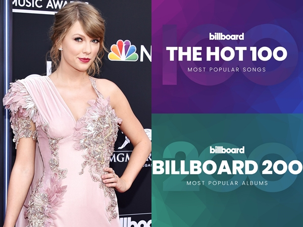Taylor Swift Catat Rekor Baru Billboard dengan Lagu 'Willow'