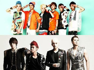 Wah, S4 Akan Kolaborasi dengan Teen Top di Music Bank Jakarta!