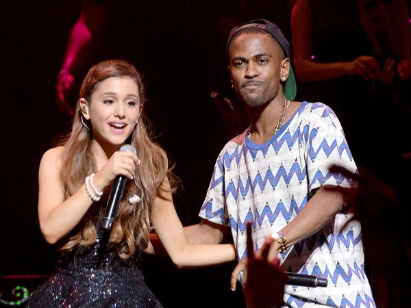 Ariana Grande Berani Tampil Seksi di Panggung Karena Big Sean?