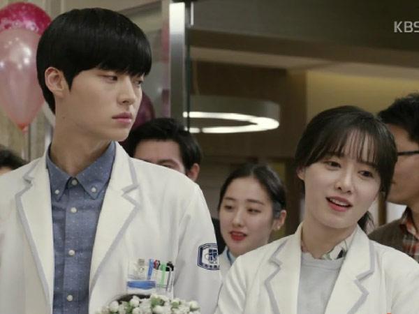 'Blood' Episode 10: Keganjilan Lorong 21 Rumah Sakit Taemin Semakin Tercium