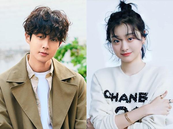 Choi Woo Sik dan Kim Da Mi Akan Reuni di Drama Komedi Romantis
