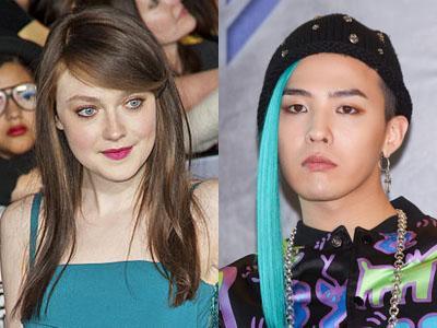 Wah, Dakota Fanning Ingin Bertemu G-Dragon?