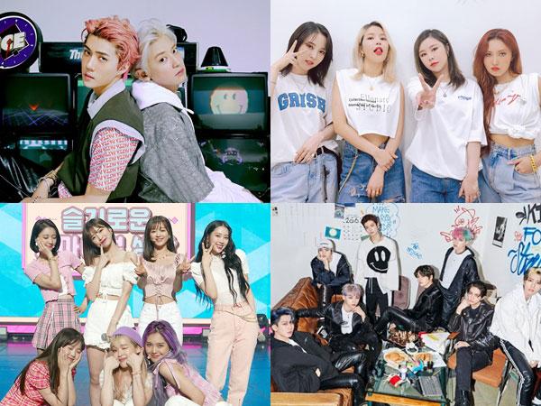 Line-up Dream Concert Online Selama Dua Hari, Ada EXO SC Sampai Stray Kids!