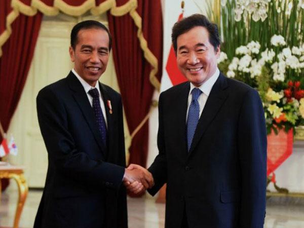 Semangatnya Perdana Menteri Korea Selatan Sebut Pembukaan Asian Games 2018 Impresif