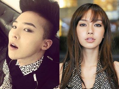 G-Dragon Luruskan Rumor Asmara dengan Aktris China
