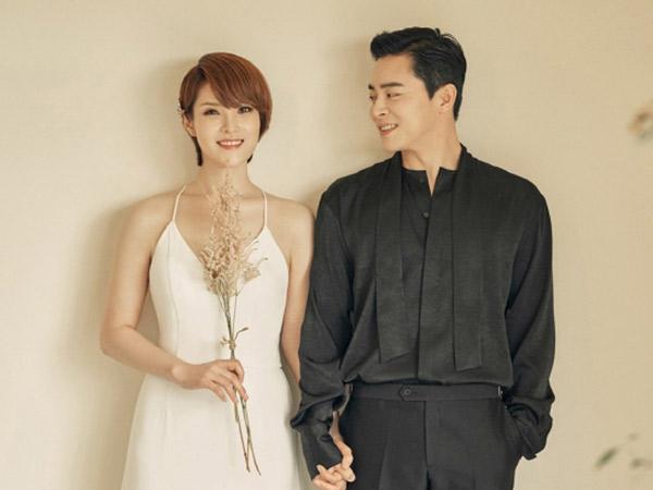 Foto-foto Pernikahan Jo Jung Suk dan Gummy Dirilis, Hangat nan Serasi!